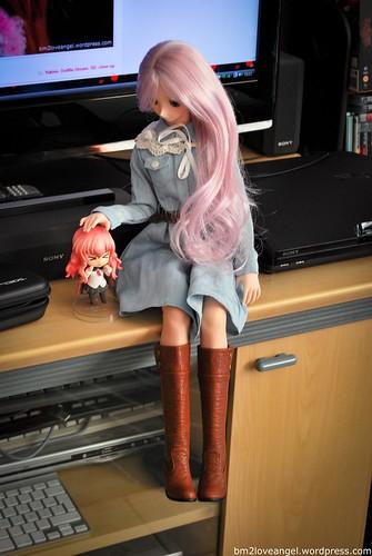 Yukino and Louise