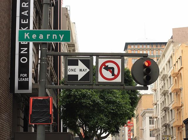 Geary at Kearny, San Francisco