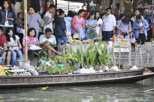 Floating market - Bangkok (51 of 66)
