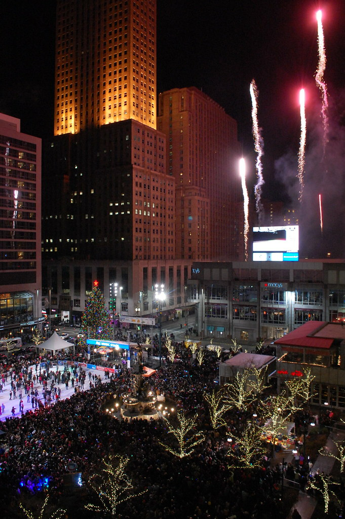 New Year's Eve Blast