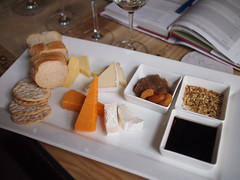 Cheese platter, Vintry, Clarke Quay