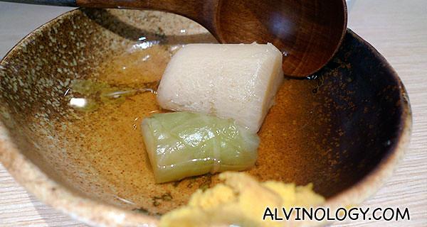 Tofu items