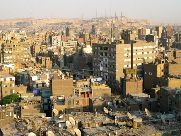 Viaje a El Cairo