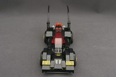 6864 The Batmobile and the Two-Face Chase - Batmobile 2