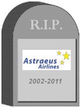 Astraeus Tombstone