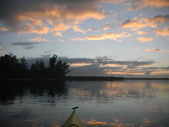 Winter Solstice Sunrise Paddle-9