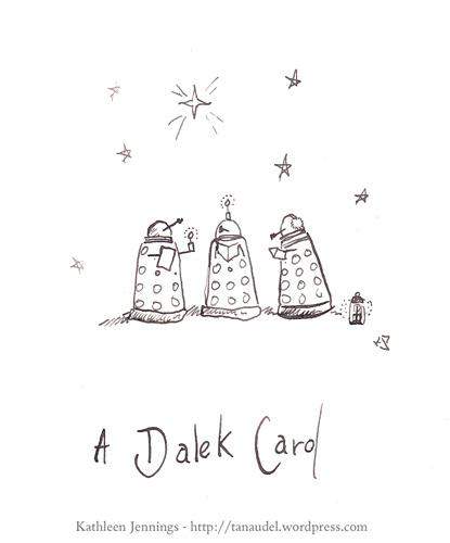 A Dalek Carol