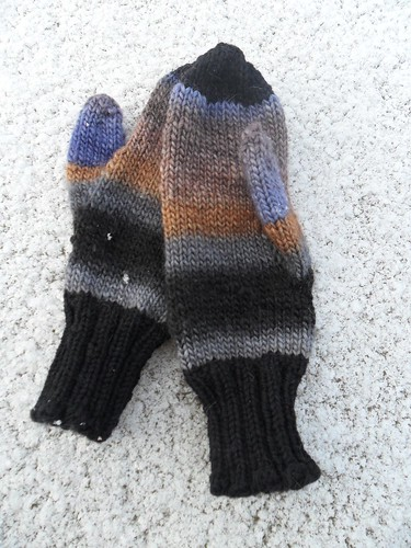 Ginette's mitts