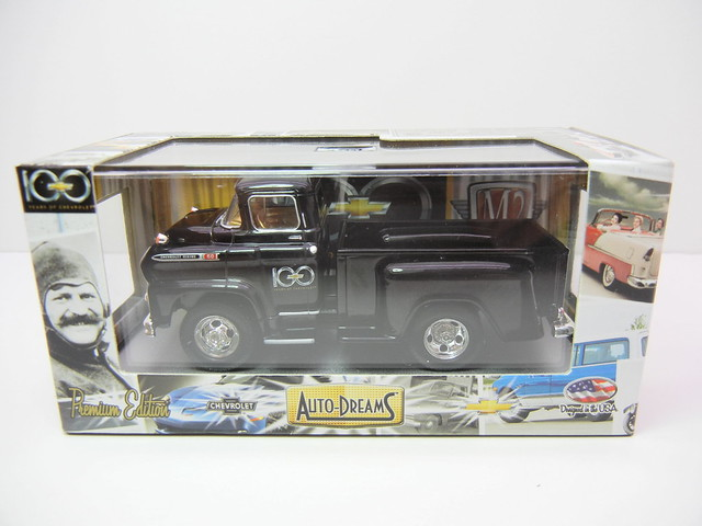 M2 AUTO DREAMS 100 YEARS  1959 CHEVROLET LCF TRUCK (1)