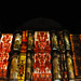 Catedral Oaxaqueña de noche: Telares