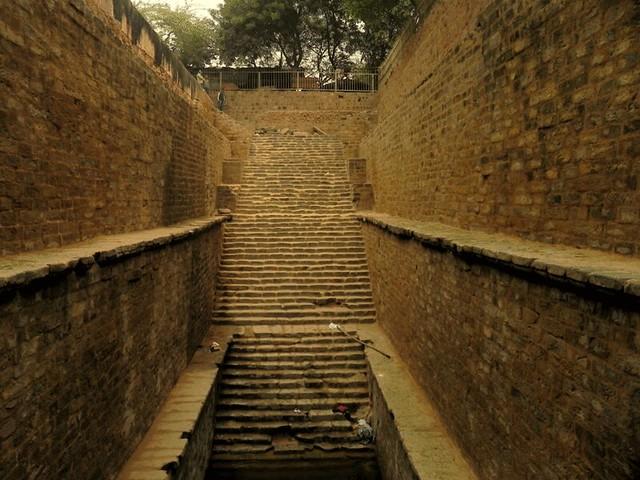 Stepwells in India