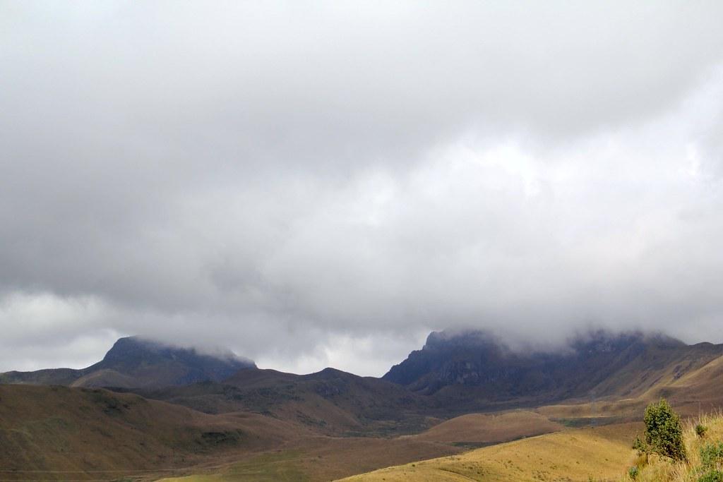 Mt. Pichincha