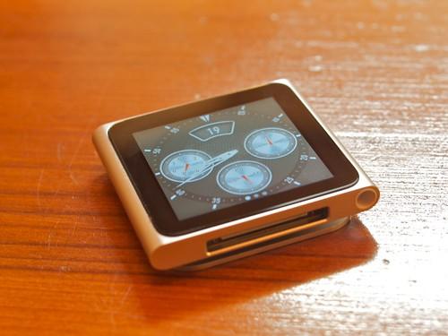 6th Generation iPod nano (8GB Silver)