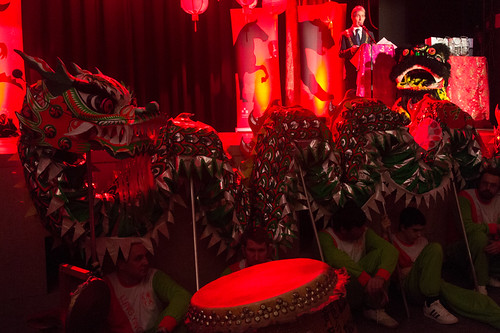 Year Of The Dragon - Launching Of The 2012 Festival by infomatique