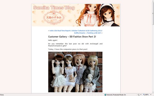 My girls on the Volks USA Blog