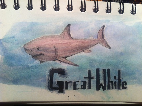 Day 29 -Great White