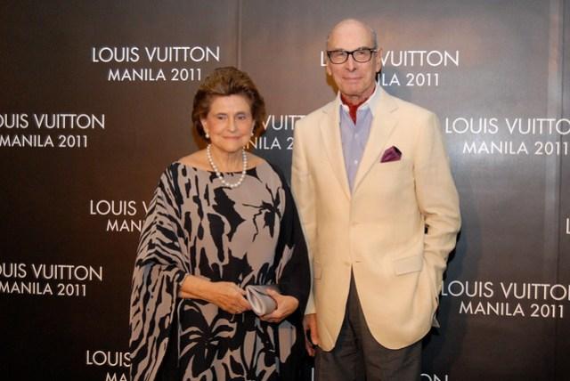 Dona Bea and Don Jaime Zobel de Ayala