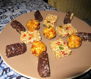 Bali Buddha snacks