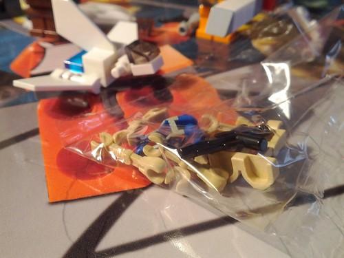 Star Wars Lego Julkalender 2011 lucka 11 av 24
