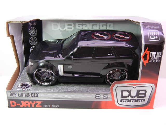 dub garage d-jayz dub edition dz8