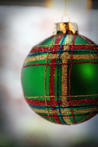 Green-bauble