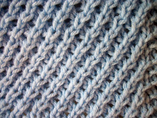 Knitting Yarn Stitches Per Inch : Diagonal Stitch The Walker Treasury Project