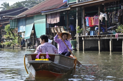 Floating market - Bangkok (14 of 66)