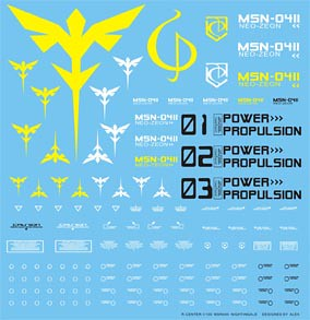 RC Regulation Center 1 100 Nightingale Model Kit Gundam PH (13)