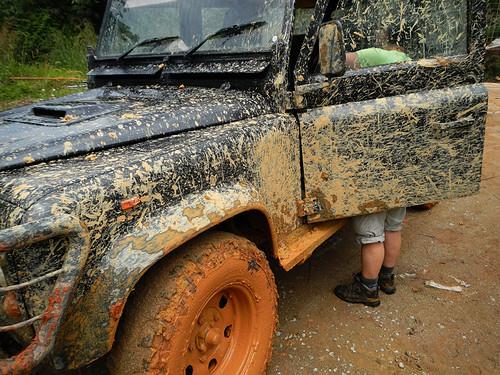 jungle trek jeep