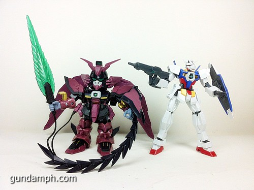 SD Gundam Online Capsule Fighter EPYON Toy Figure Unboxing Review (33)