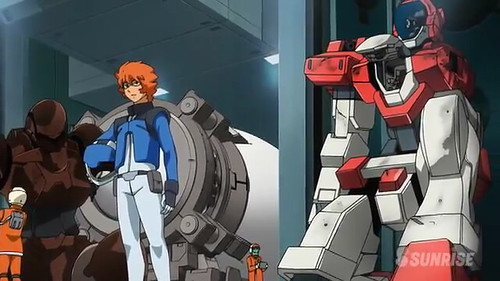 Gundam AGE Episode 15 Those Tears Fall in Space Youtube Gundam PH (56)