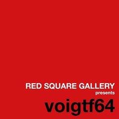 RED SQUARE GALLERY presents John Whitham a.k.a. voigtf64