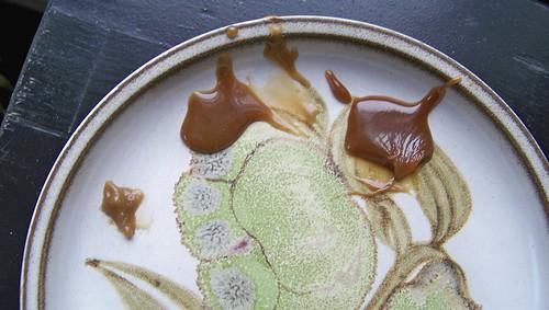 Brown Sugar Fudge Tablet