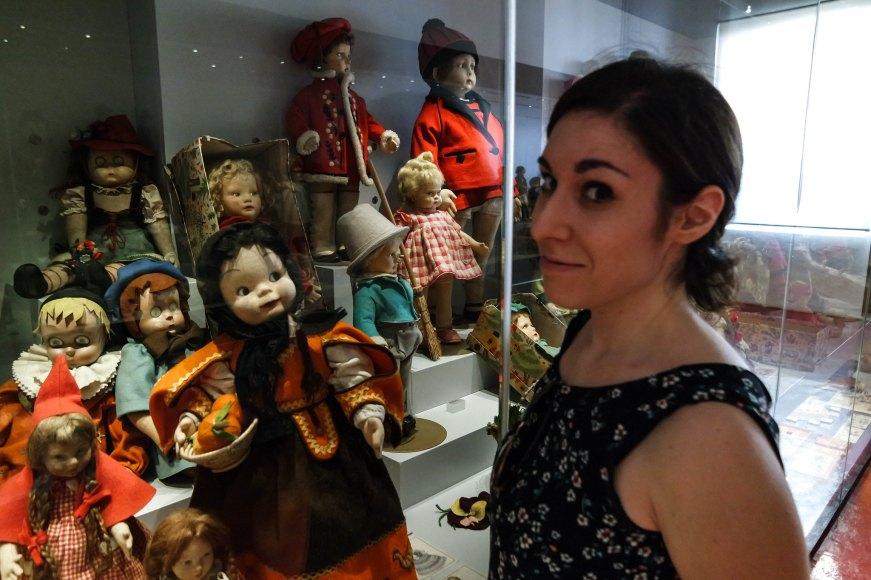 Museo della Bambola e Chiara