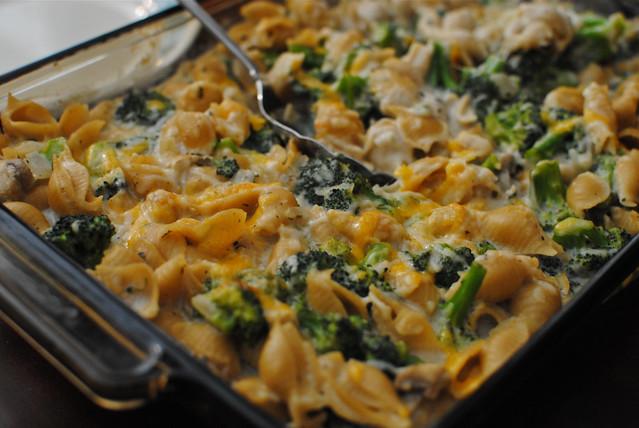 Mac & Cheese & Broccoli
