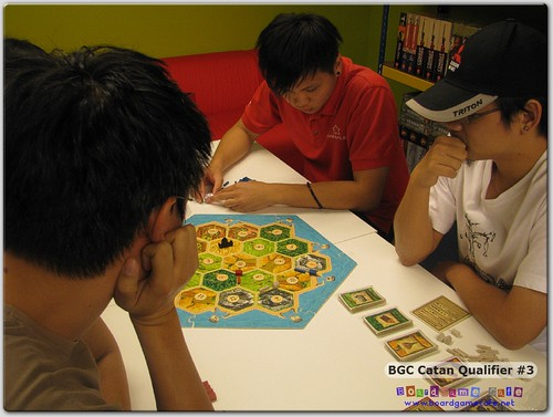 BGC Settlers of Catan 2011 - Qualifier #3