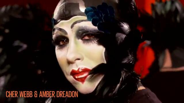 MAC Cosmetics Halloween Face Off, 2011 (4)