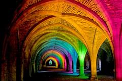Rainbow Cloister's