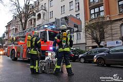 Feuer Gaststätte Seerobenstraße 26.12.11