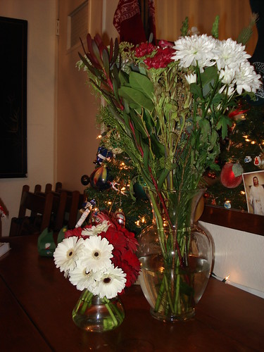 Flowers from the Recital