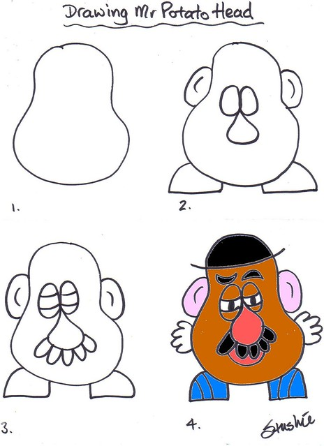 01 Mr Potato Head