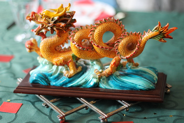 Happy new year of the dragon