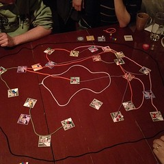 String Railway: Transport #boardgames