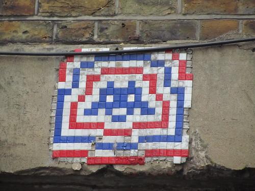 Invader, , Manette Street