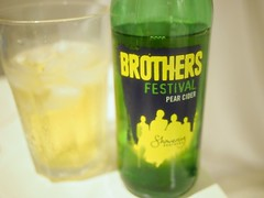 Brothers Festival Pear Cider