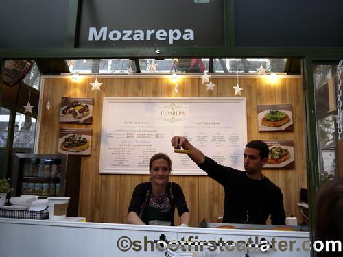 Toparepa's mozarepa