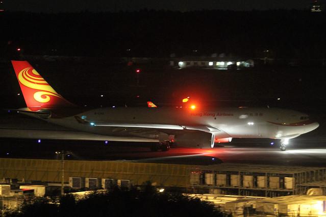 Hong Kong Airlines A330-200F(B-LNX)