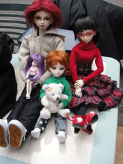 GTA Doll Meetup - Dec 4, 2011