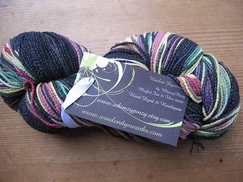 Whimzy Pinzy Bamboo Sock Yarn
