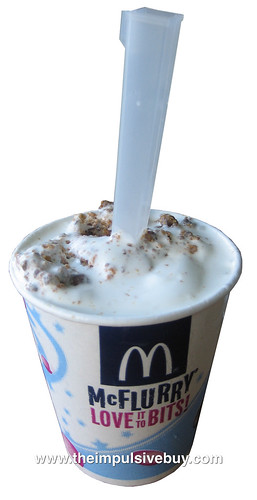 McFlurry with Reese's